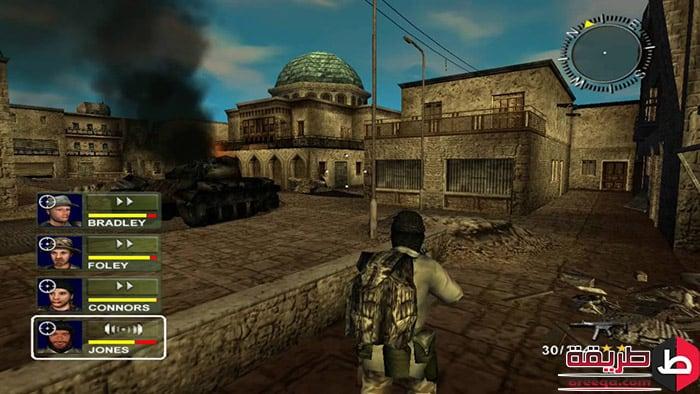 تنزيل لعبه Conflict Desert Storm 2 للكمبيوتر