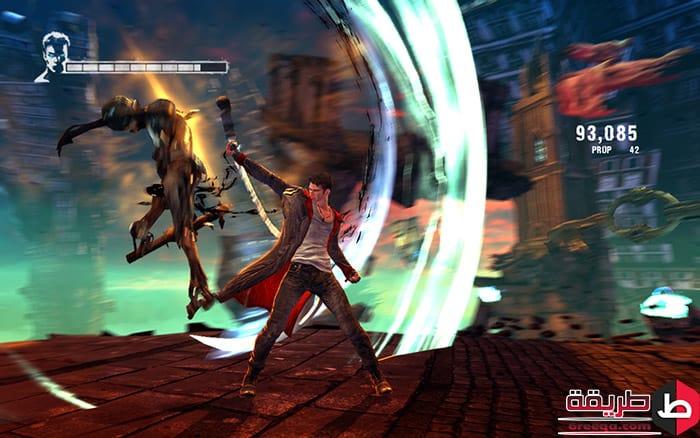 تنزيل لعبة Dmc Devil May Cry 3