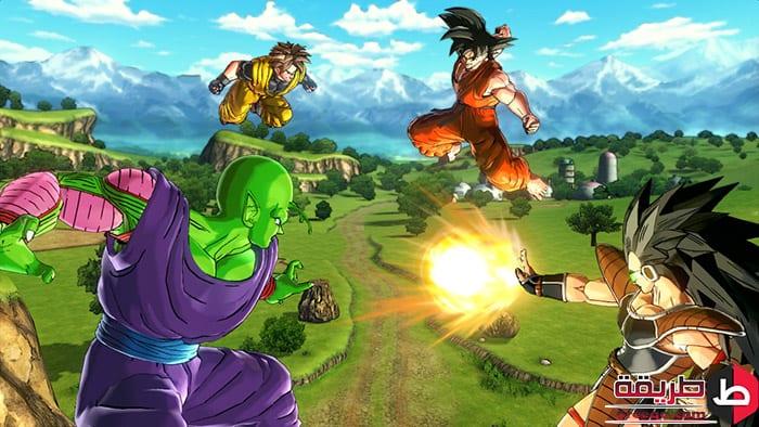 تنزيل لعبة Dragon Ball Xenoverse 1
