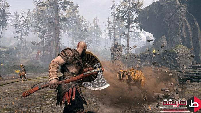 تنزيل لعبه God Of War IV