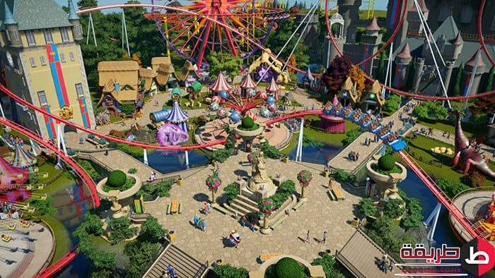 تنزيل لعبه Planet Coaster