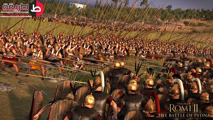 تنزيل لعبه Rome Total War 2