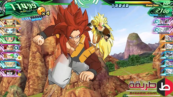 تنزيل لعبه Super Dragon Ball Heroes