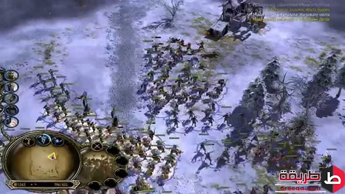 تنزيل لعبه The Battle For Middle Earth 2