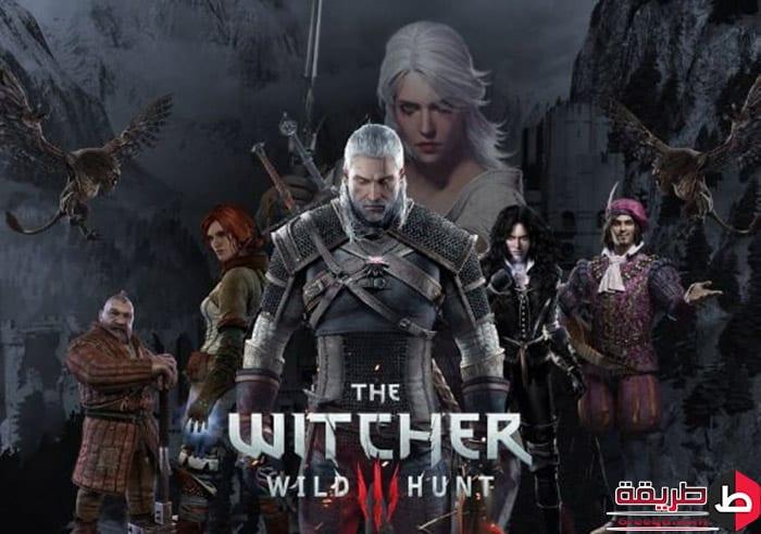 تنزيل لعبه The Witcher 3