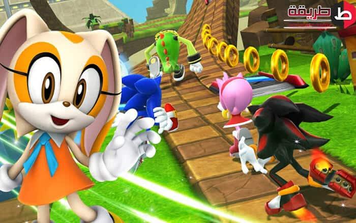تنزيل Sonic Forces