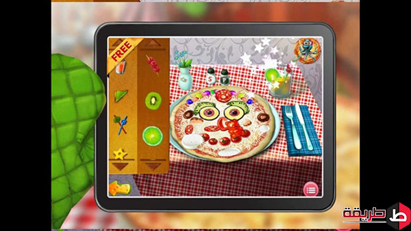 تحميل لعبة Pizza Crazy Chef للكمبيوتر