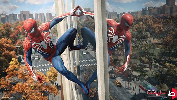 تحميل لعبة Spider Man للكمبيوتر