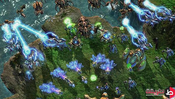 تحميل لعبة StarCraft 2 للكمبيوتر