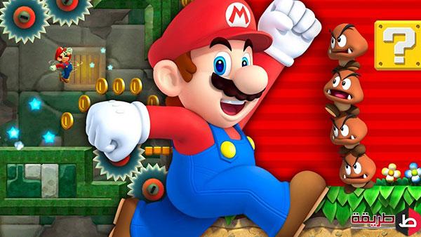 تحميل لعبة Super Mario للكمبيوتر