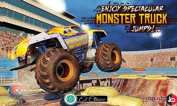 تحميل لعبة Monster Truck للكمبيوتر