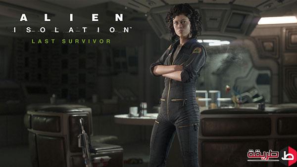 تحميل لعبة Alien Isolationللكمبيوتر