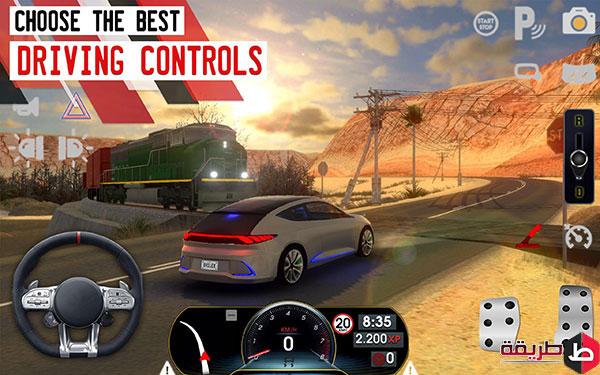 تحميل لعبة Driving School Sim 2020 للاندرويد