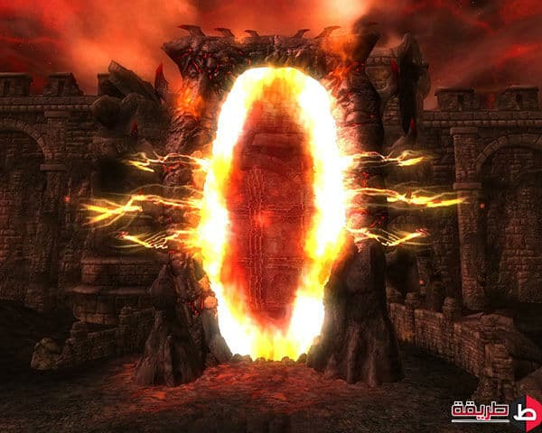 تحميل لعبة The Elder Scrolls Oblivion للكمبيوتر