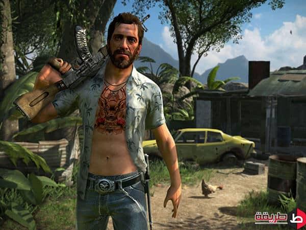 لعبة Far Cry 3 للكمبيوتر